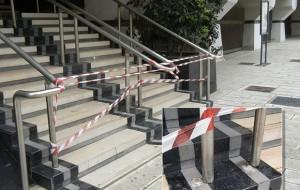 Vandali in azione al teatro Verdi: il biasimo della Fondazione