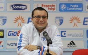 Enel Brindisi: le dichiarazioni del vice-allenatore Michelutti in conferenza stampa