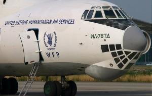 Aiuti italiani per popolazione libica in partenza dalla base UNHRD di Brindisi