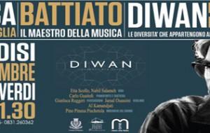 Franco Battiato il 6 Dicembre in concerto al Nuovo Teatro Verdi