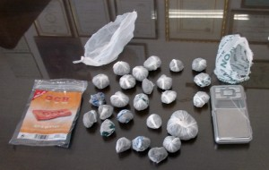 Droga in casa: arrestato 31enne di Brindisi