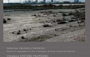 """Seminario su """"La tutela civile dell'ambiente e della salute pubblica"""""""