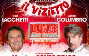 Enzo Iacchetti e Marco Columbro inaugurano la VII stagione del Nuovo Teatro Verdi
