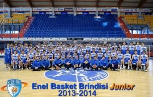 Enel Brindisi: giovedì la festa del settore giovanile