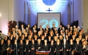 """Domenica a Mesagne concerto del Coro San Leucio """"Natus est nobis"""""""