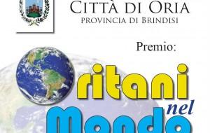 """Tutto pronto per la III edizione del Premio """"Oritani nel mondo"""""""