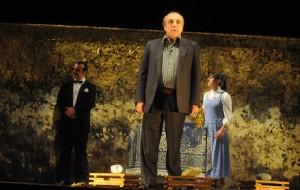 """Silvio Orlando in scena al Nuovo Teatro Verdi ne """"Il Mercante di Venezia"""""""