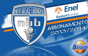 Enel Basket Brindisi: arriva la campagna mini-abbonamenti