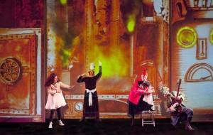 """Speciale promozione famiglie per """"Alice Underground"""" al Verdi"""