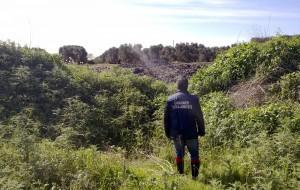 Rifiuto Selvaggio: a Novembre i Carabinieri scoprono 17 siti da bonificare