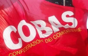 """Patto per lo sviluppo, Cobas: """"è profondamente ingiusto il nostro mancato coinvolgimento"""""""