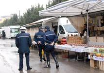 Coronavirus: prorogata la chiusura dei mercati settimanali di Sant'Elia e Tuturano