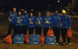 Nuoto: il Team Francavilla alla 6 ore Sveva di Lucera
