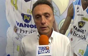 Terzo Tempo web: Vanoli Cremona-Enel Brindisi