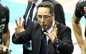 Coach Di Pinto visita la Pallovolo 2000 Ostuni