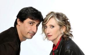 """Al Nuovo Teatro Verdi Emilio Solfrizzi e Lunetta Savino sono """"Due di noi"""""""