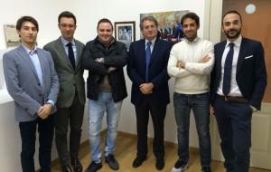I Giovani NCD del Salento pronti alle sfide europee