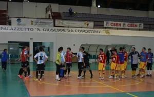 Il Futsal Francavilla cade a Lecce