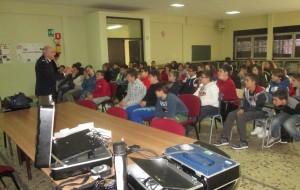 Sicurezza stradale: PM e Asl nelle scuole di Brindisi