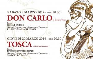 Arriva la grande opera a Brindisi. In scena il «Don Carlo» di Giuseppe Verdi