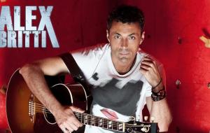 Stasera Alex Britti parte da Brindisi per il nuovo tour