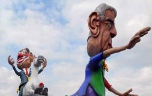Oggi la sfilata del Carnevale Mesagnese