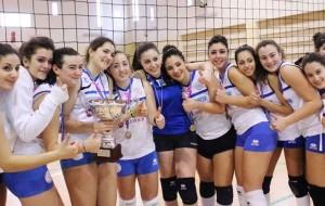 L'Eurovolley Sant'Elia si laurea campione provinciale Under 16