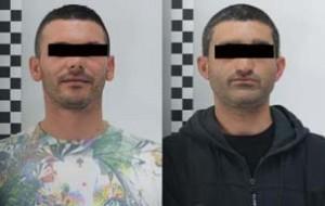 Sorpresi con un Kg di erba: arrestati due giovani