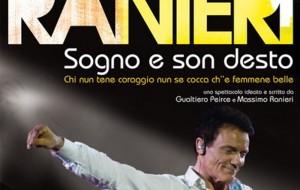Cresce l'attesa per il concerto di Massimo Ranieri al Nuovo Teatro Verdi di Brindisi
