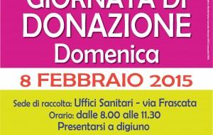 Oria: domenica donazione di sangue al presidio di Via Frascata, a Carnevale ogni goccia vale!