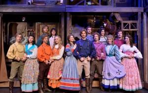 Sette spose per sette fratelli: al Verdi il musical è a promozione last minute