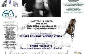 Domani si presenta il corto di Marco Nocera su omofobia e violenza sulle donne