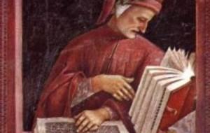 Domani un video su Dante presso la cripta di San Biagio