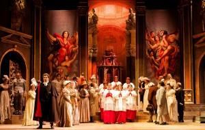 Stasera la Tosca al Nuovo Teatro Verdi