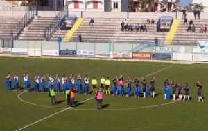 CND: Città di Brindisi-Real Metapontino=1-0