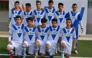 I giovanissimi del Brindisi alle finali scudetto di Chianciano