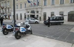 Viale Regina Margherita: irregolare un veicolo su quattro