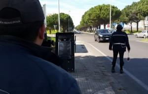 Attenzione al Telelaser: ecco le postazioni nella città di Brindisi