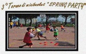"""Al via la III edizione del torneo """"Spring Party"""""""