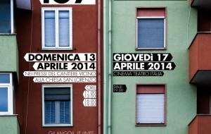 Una mostra sulla zona 167 di Francavilla Fontana