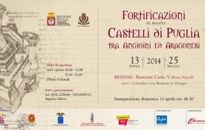 """Presentata la mostra """"Fortificazioni. Castelli di Puglia tra Angioini ed Aragonesi"""""""