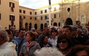 L'impegno della Polizia Municipale di Brindisi per la settimana santa