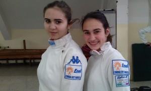 Miriana Morciano e Mariella Gigliola