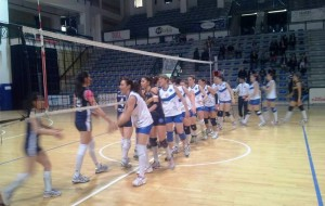 B2 Femm.: l'Assi Manzoni vince a Salerno