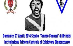 """Domenica la tribuna del Fanuzzi sarà intitolata a Dino """"Grande Blek"""" Cremaschi"""