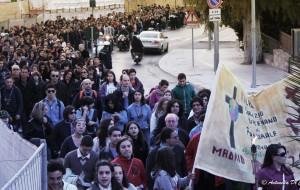 Oggi la Marcia della Fede 2014. Di Antonella Di Coste