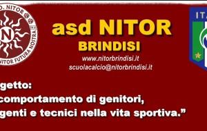 Riprese le attività della Scuola Calcio Nitor