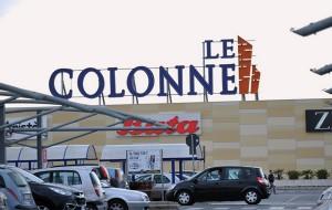 """Il centro commerciale """"Le Colonne"""" festeggia 10 anni con una serie di eventi"""
