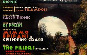 Pasquetta in Gravina a Villa Castelli