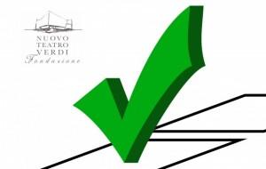 On line questionario di gradimento sull'attività del Nuovo Teatro Verdi